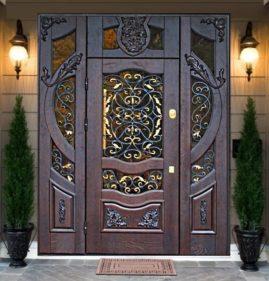 Как правильно произвести замер и монтаж входных дверей+