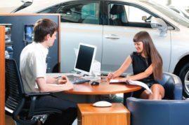 Покупка первого личного автомобиля