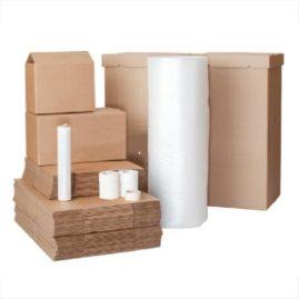 Сверхпрочные упаковочные решения для мебели, окон и дверей