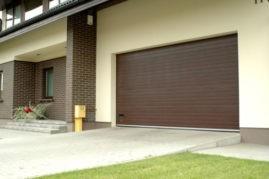 Основные виды гаражных ворот