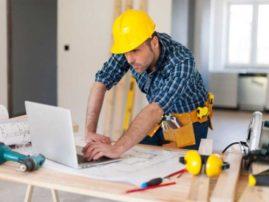 Проведение ремонтных работ в помещениях