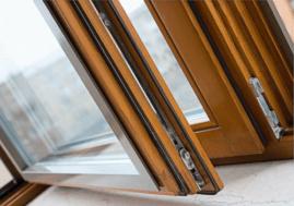 Дерево-алюминиевые окна: преимущества использования двух материалов одновременно