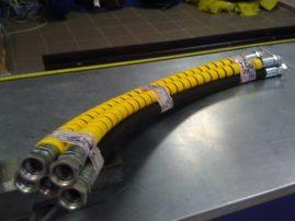 Производство гидравлических рукавов высокого давления