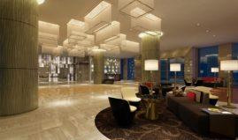 Дизайн интерьера гостиниц «бизнес класса»