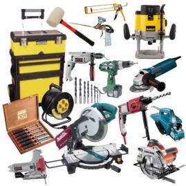 Приобрести инструменты – подготовиться к ремонту!