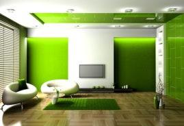 Дизайн помещений. Цветовое решение в интерьере