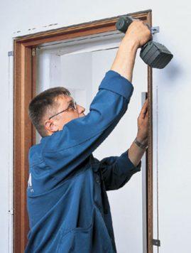Правильный демонтаж дверей