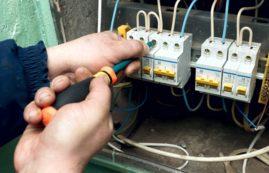Как заменить проводку? Вызвать электрика на дом!