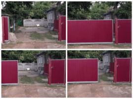 Безопасность откатных ворот
