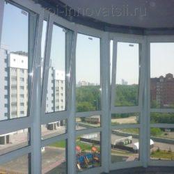 Остекление балконов в Балашихе: самые популярные варианты