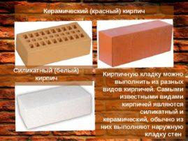 Преимущества силикатного кирпича