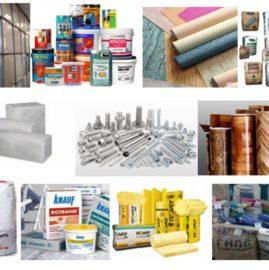 Выбор стройматериалов для ремонта квартир