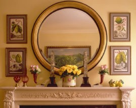 Как использовать зеркала при оформлении интерьера?