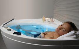 Изготовление акриловых гидромассажных ванн