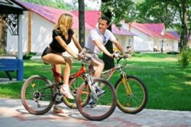 Велосипед – один из лучших видов спорта для похудения.