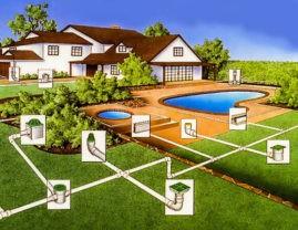 Как сделать дренажную систему для газона своими руками?