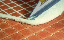 Строительные советы покрытия стен и полов плиткой