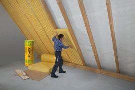 Как выбрать минеральную вату для утепления домов