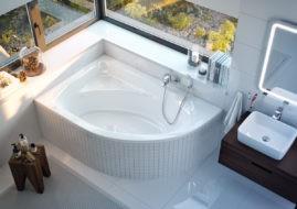 Акрил и акриловые ванны.