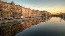 Санкт-Петербург литературный: читаем шедевры пересекая улицы