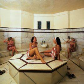 Баня. Ее целебные свойства. Турецкая баня