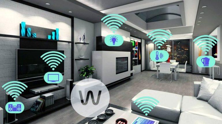 Система «Умный дом» в своей квартире