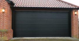 Ставни для гаража и их преимущества