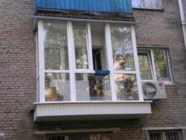 Балкон – чтобы лучше выглядел дом