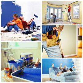 Основные этапы капитального ремонта квартиры