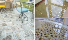 Какие бывают напольные покрытия?