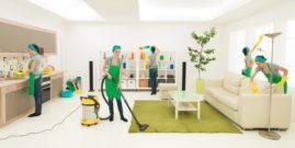 Профессиональная специализированная уборка помещений