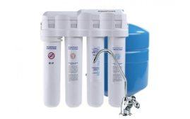Какой фильтр для воды под мойку лучше установить? Отличия и виды