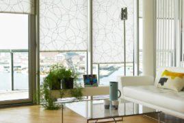 «Пластиковые окна и рулонные шторы — отличное сочетание»