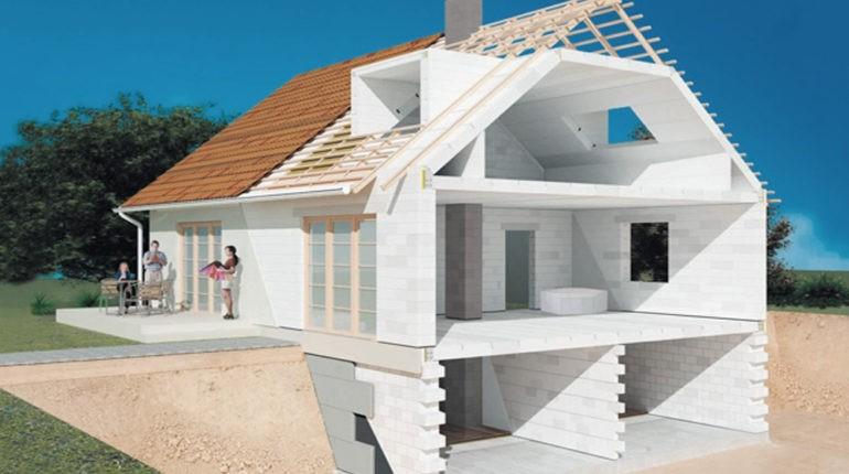 Плюсы и минусы строительства домов по готовым проектам