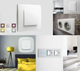 Как выбирать электрические розетки и выключатели?