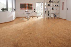 Пробковое покрытие, деревянные полы для кухонного пола