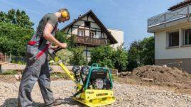 Необходимость виброплит в строительной сфере