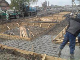 Бетонирование на что обратить внимание при заливке бетона и бетонировании конструкции