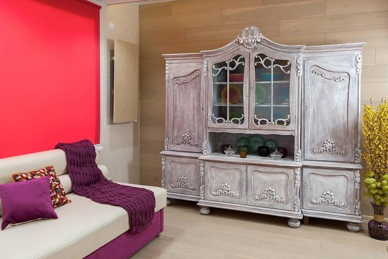 Как отреставрировать старую мебель?