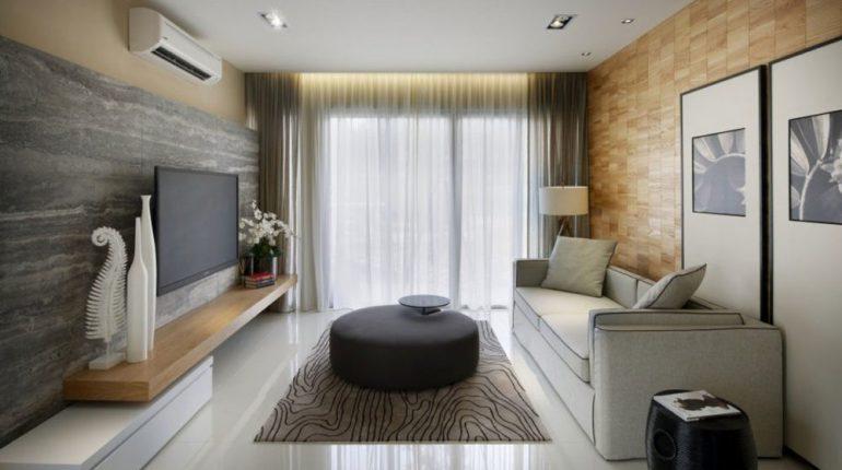Современный дизайн интерьера дома после ремонта