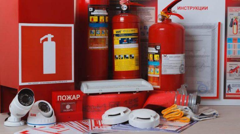 Решения по взрыво- и пожаробезопасности